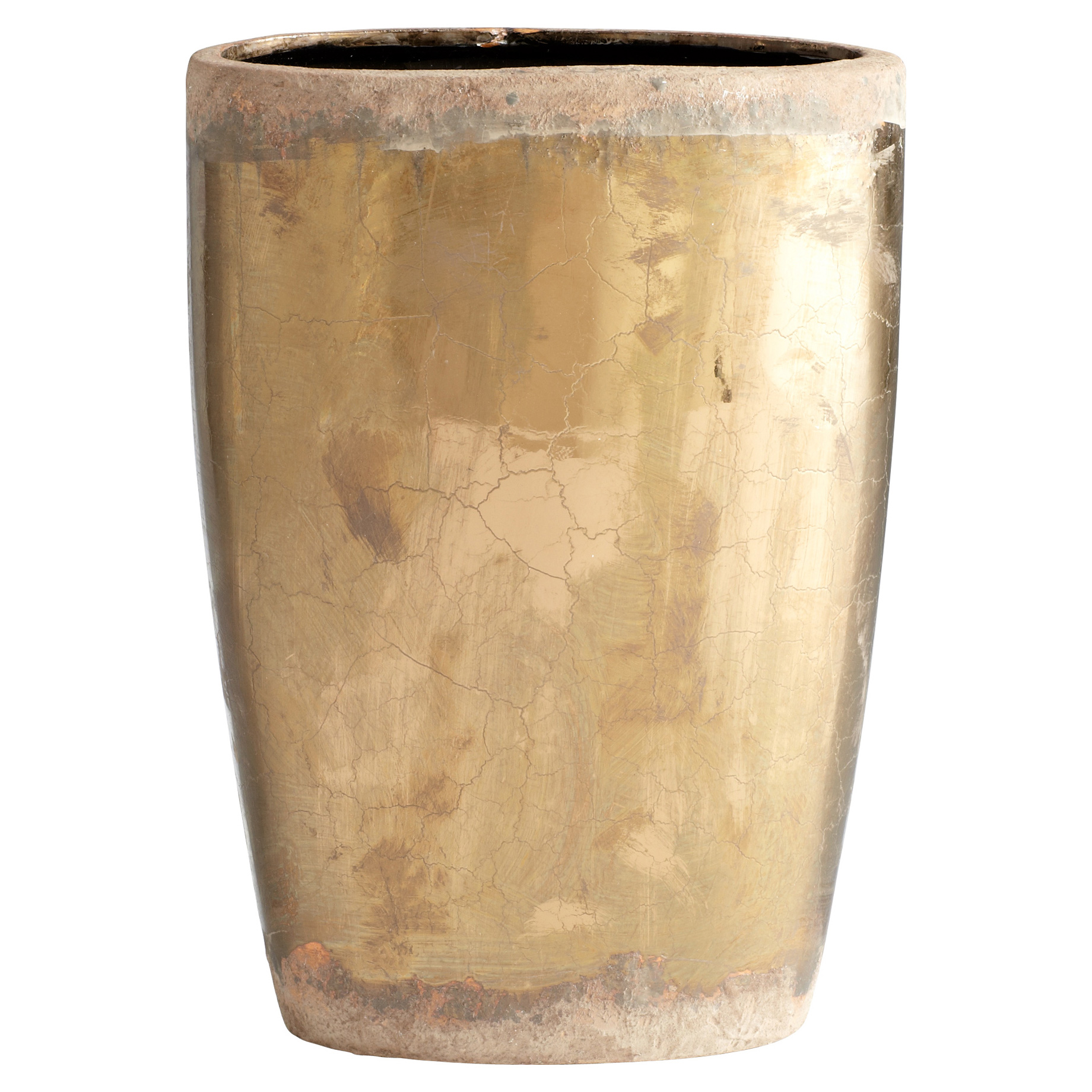 Posu French Country Rustic Planter - L