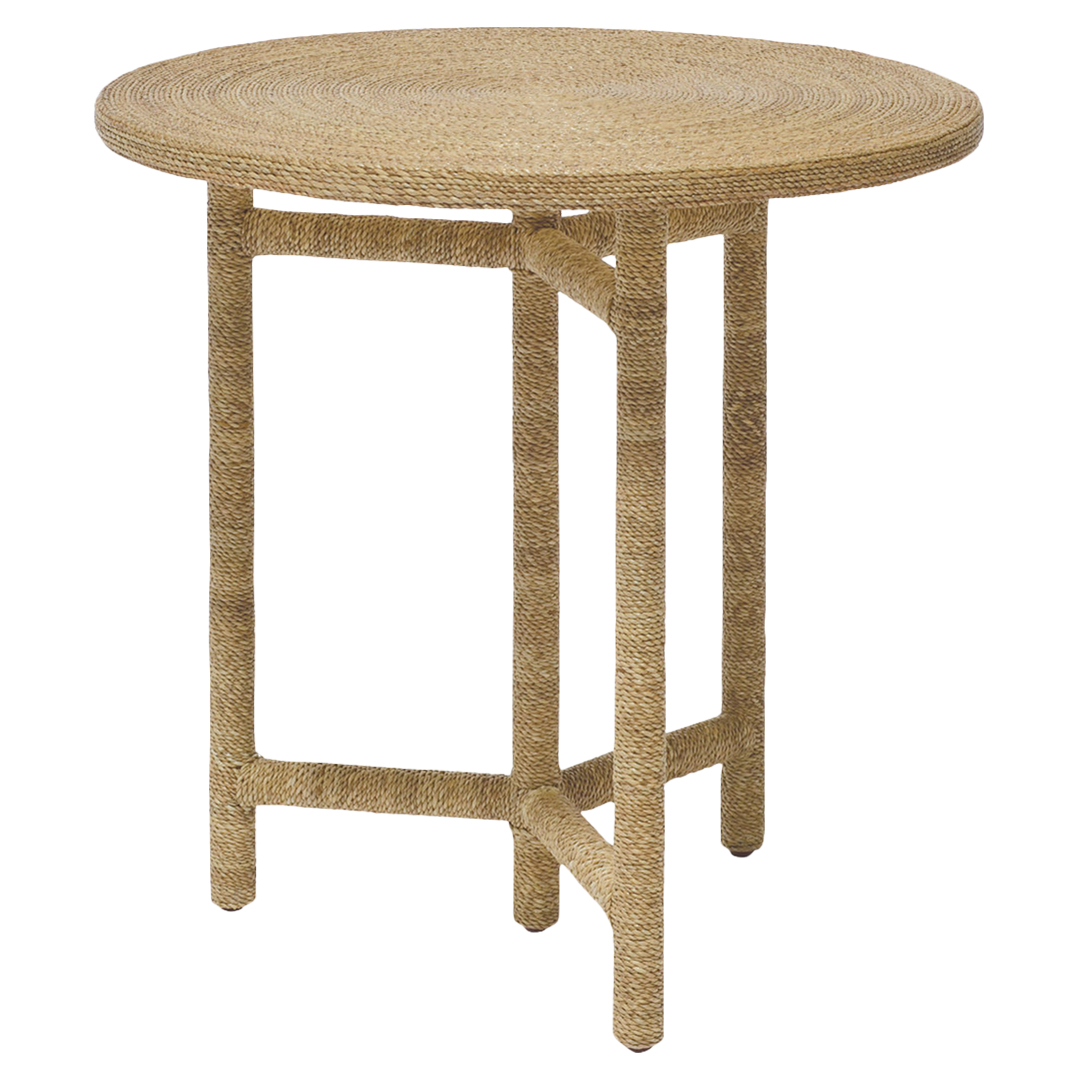 Designer Side End Tables Eclectic Side End Tables Kathy Kuo Home - Round end table with doors