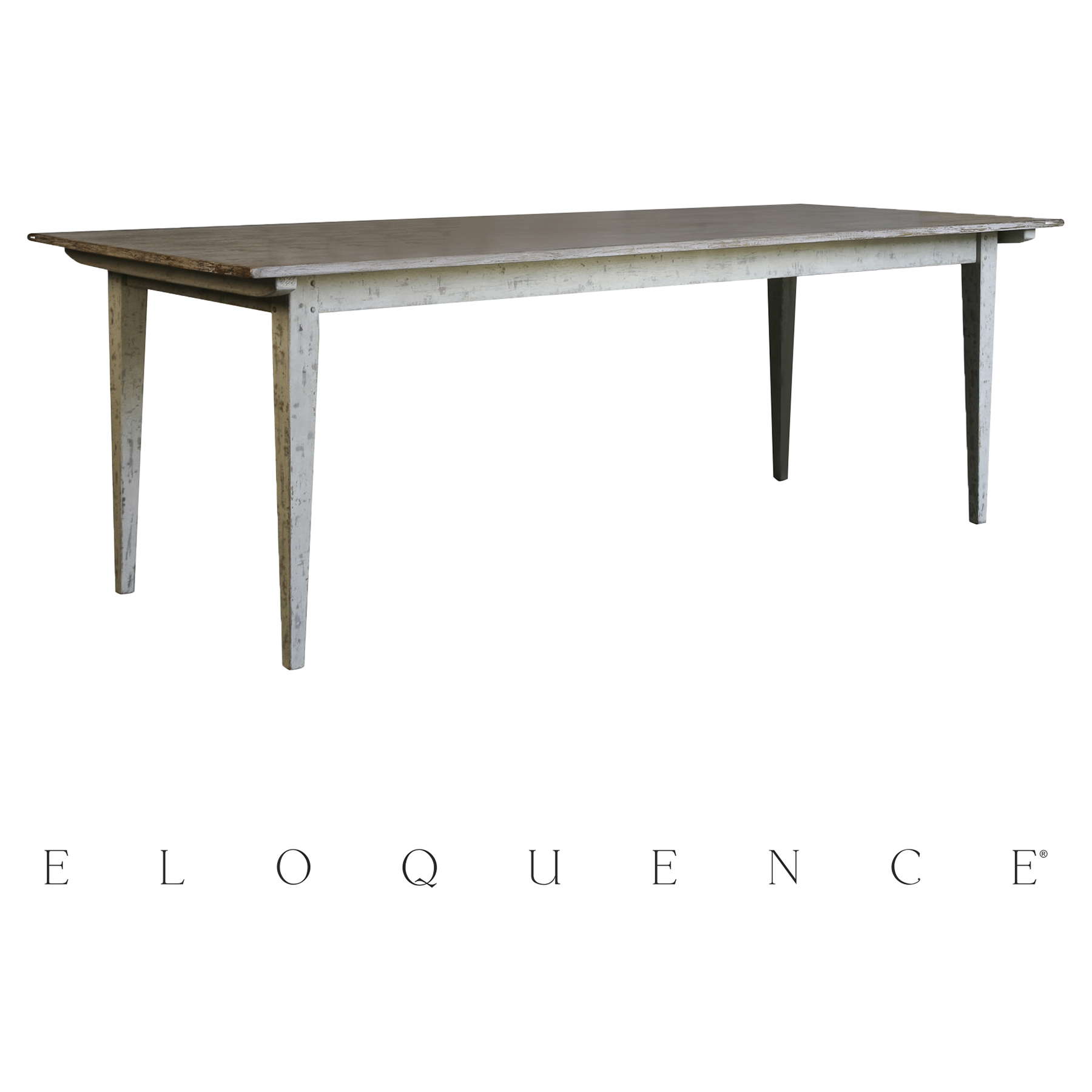 Eloquence® Tuscano Dining Table in Stone
