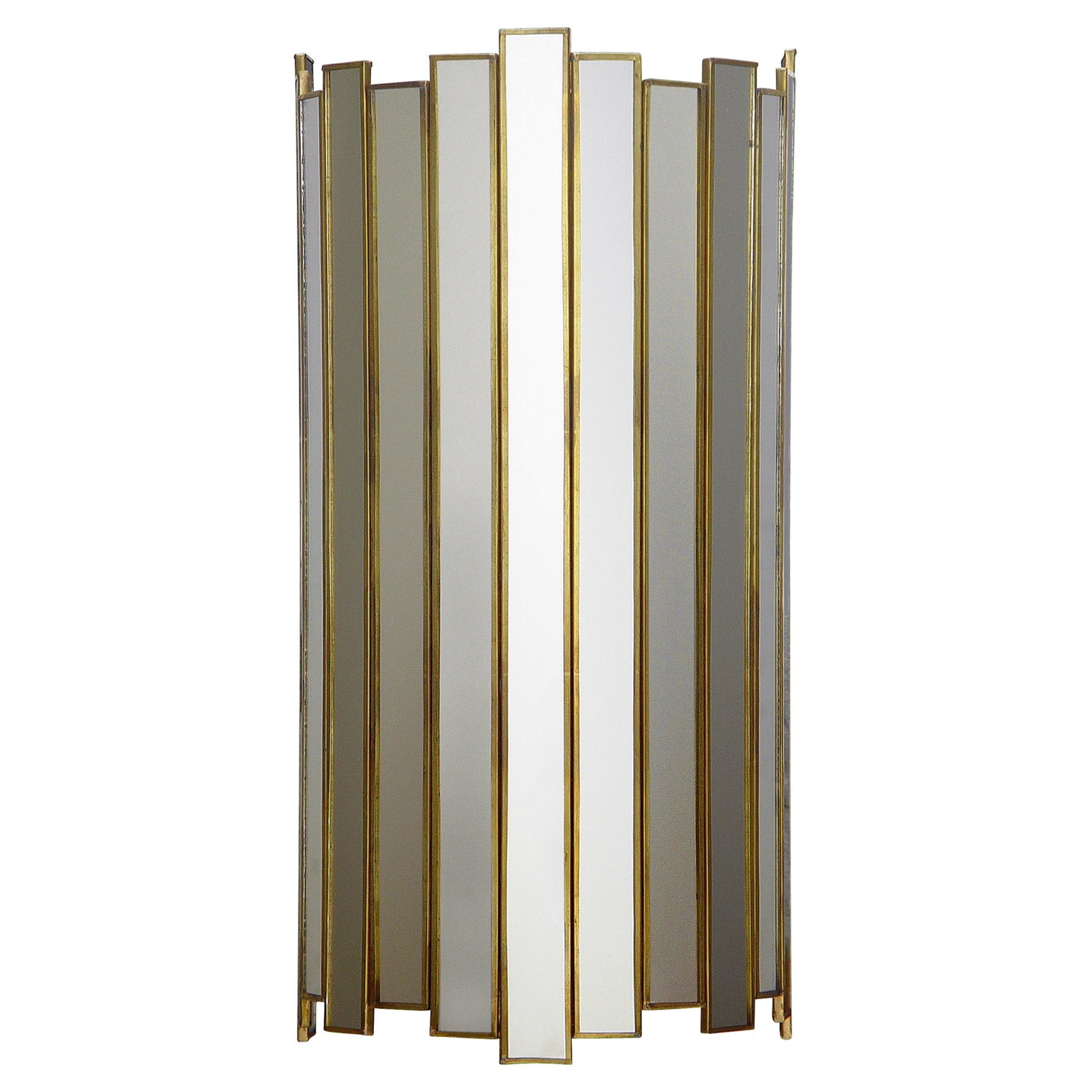 Grayson Mirrored Electric Oly Studio Sconce