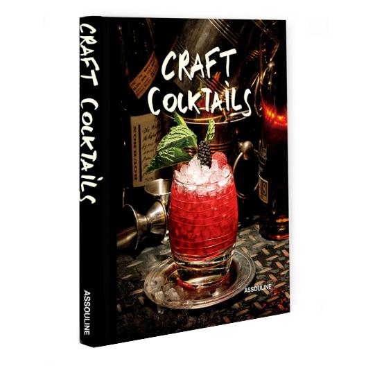 Craft Cocktails Assouline Hardcover Book