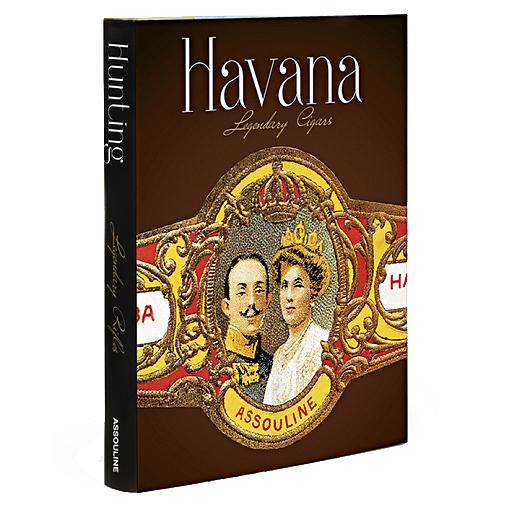Havana Legendary Cigars Assouline Hardcover Book