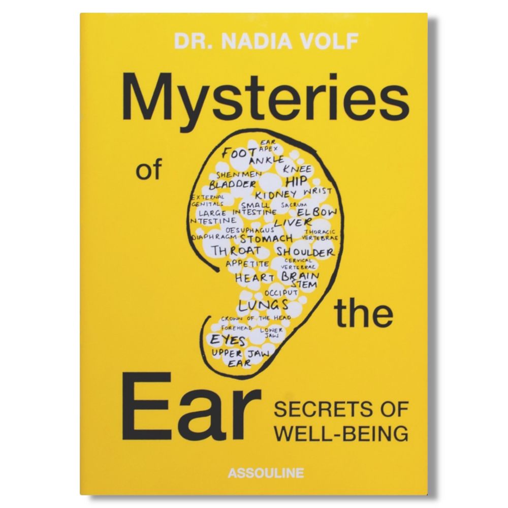 Mysteries of the Ear Assouline Hardcover Book