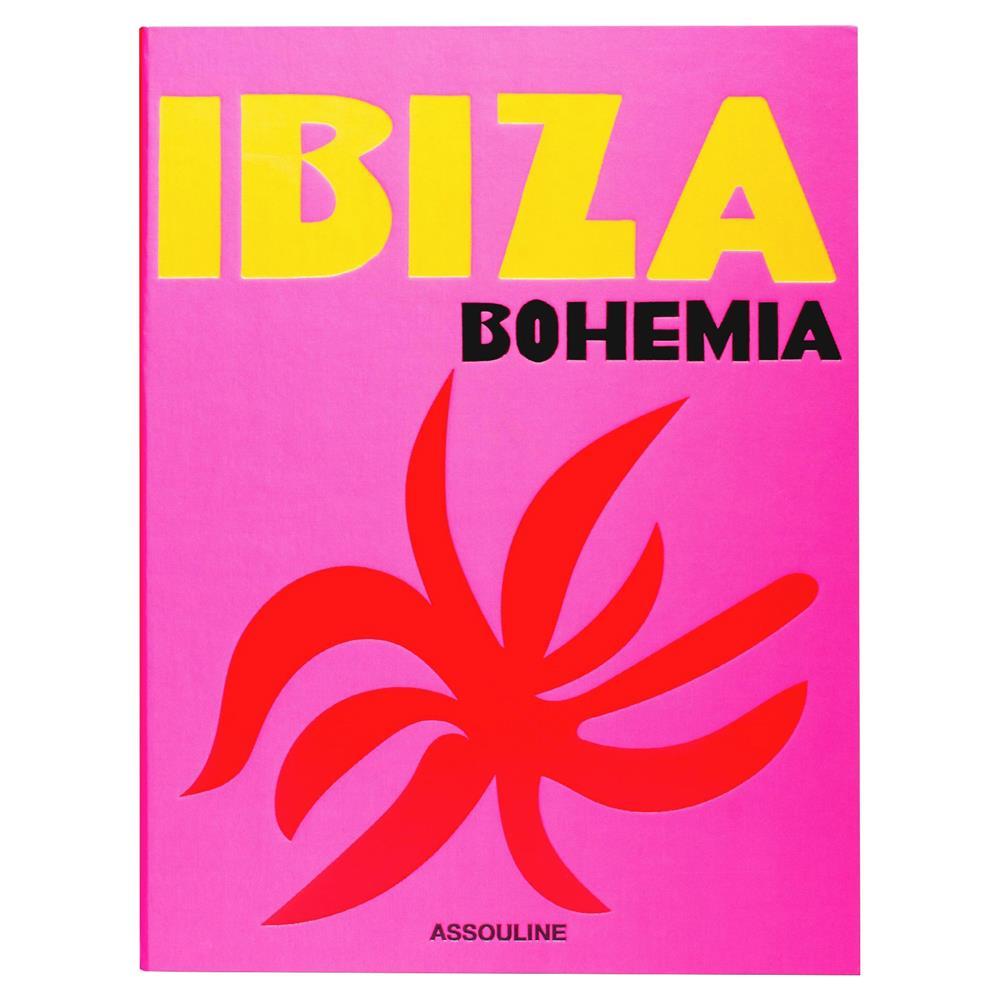 Ibiza Bohemia Assouline Hardcover Book