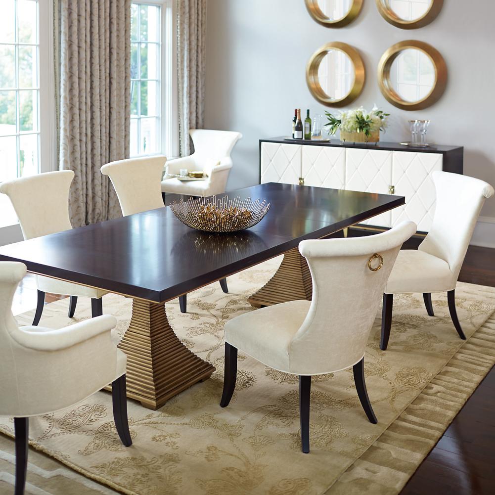 Crawford Modern Classic Dining Room Set