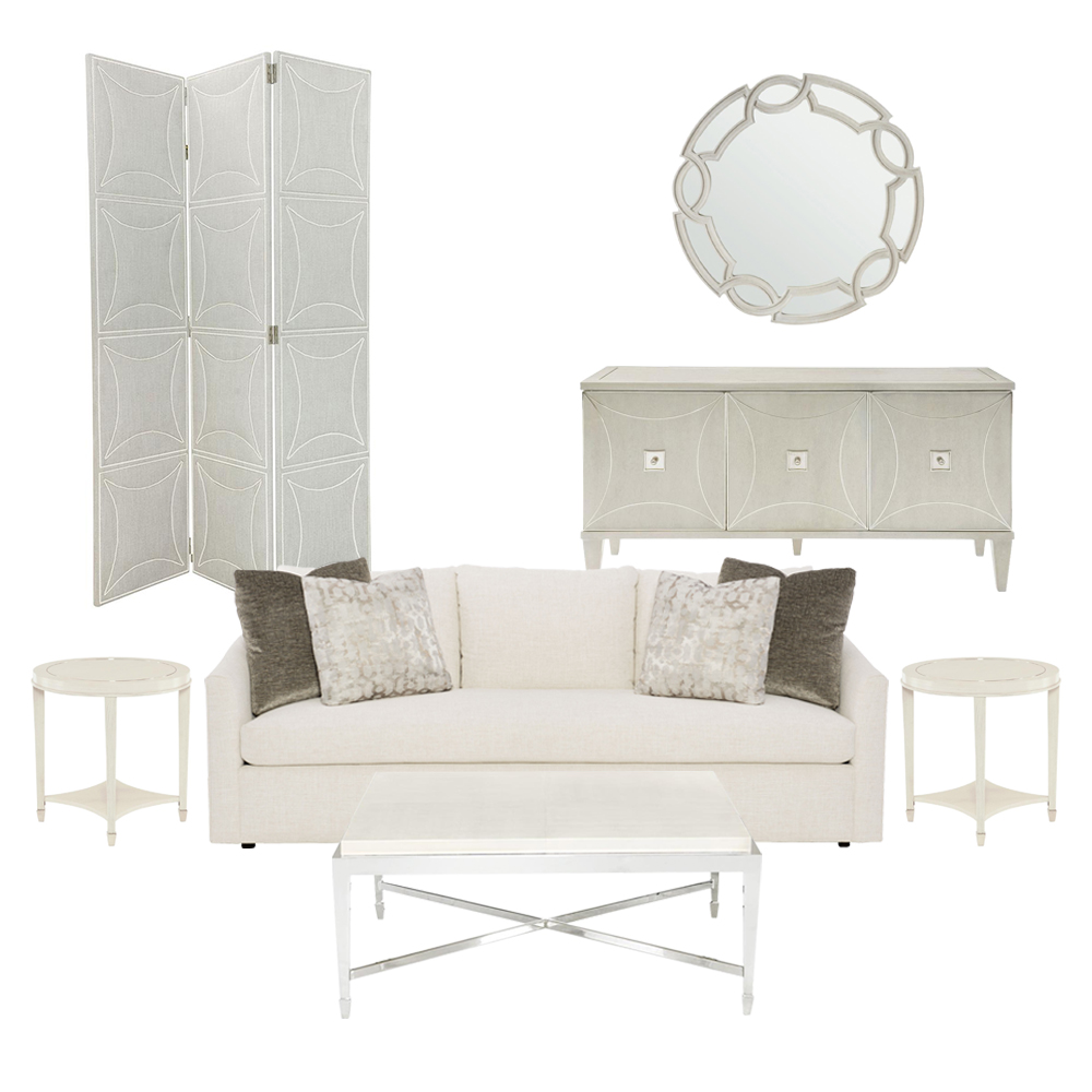 Designer Living Room Sets - Eclectic Living Room Sets | Kathy Kuo Home