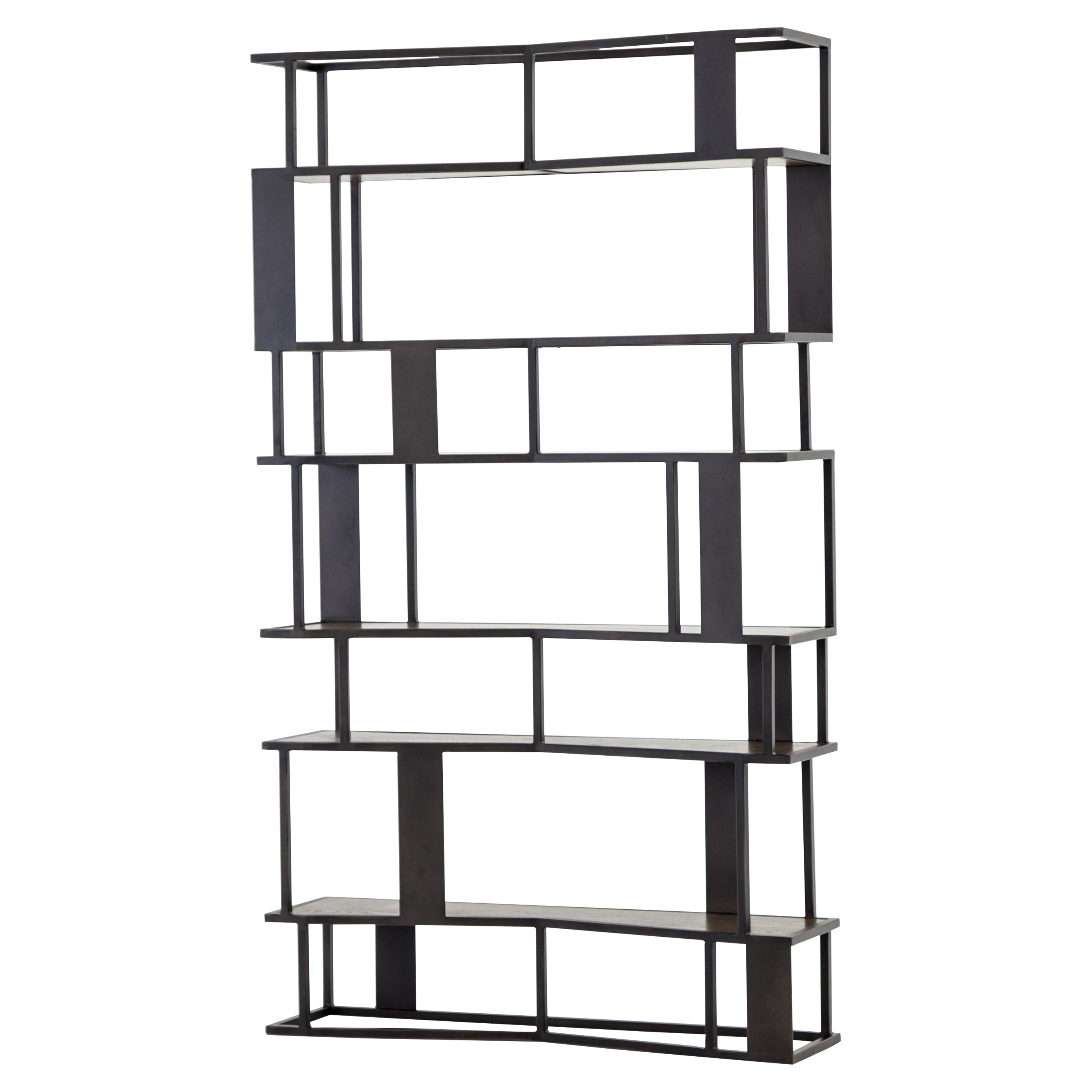 design one step for object shelf bookcase high normann by up unit copenhagen