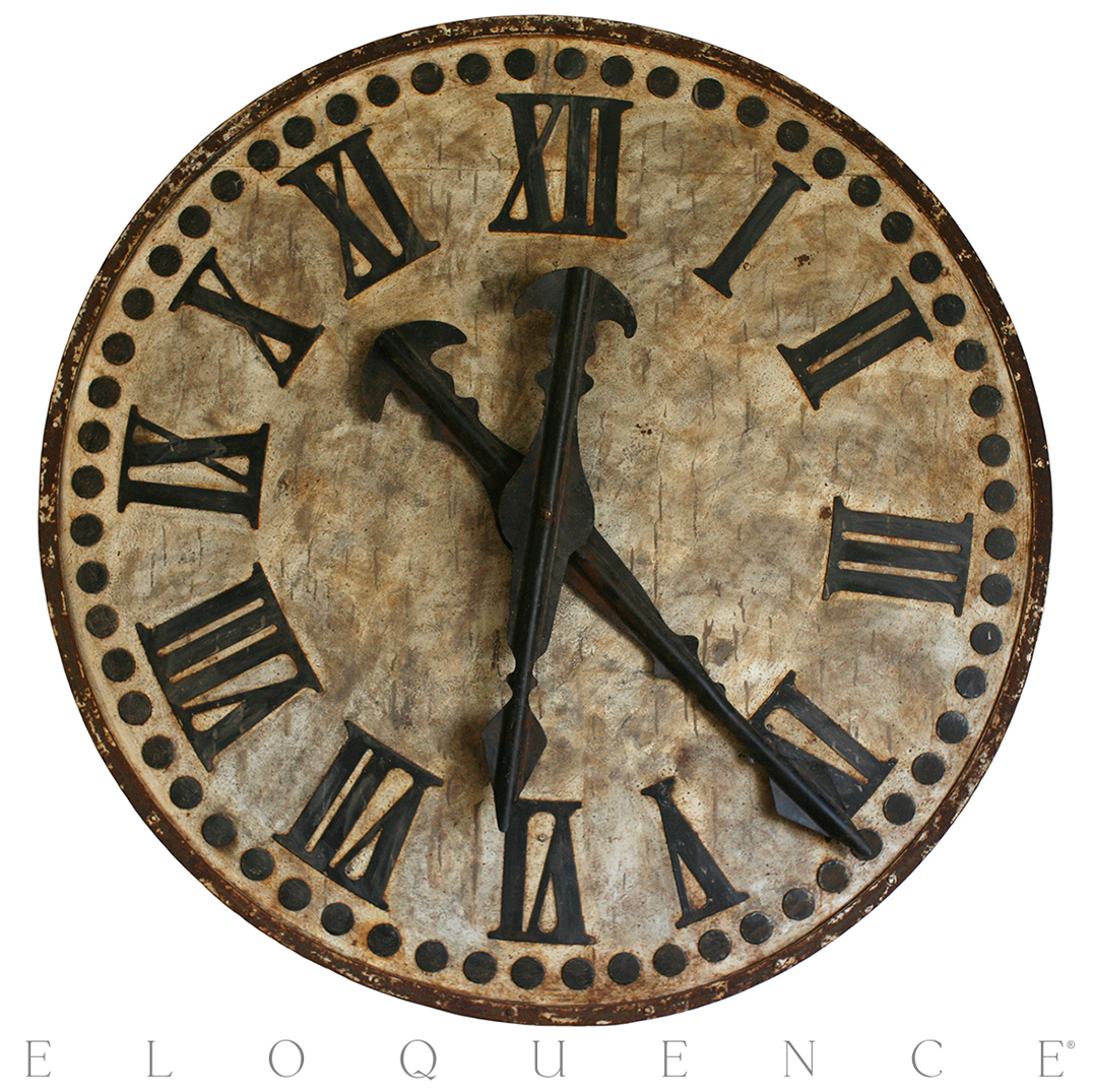 Eloquence® French Country Brugge Town Clock
