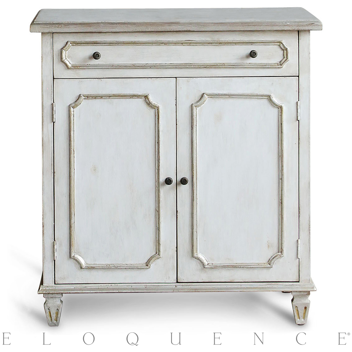 Eloquence® Royale Cabinet in Silver Highlight