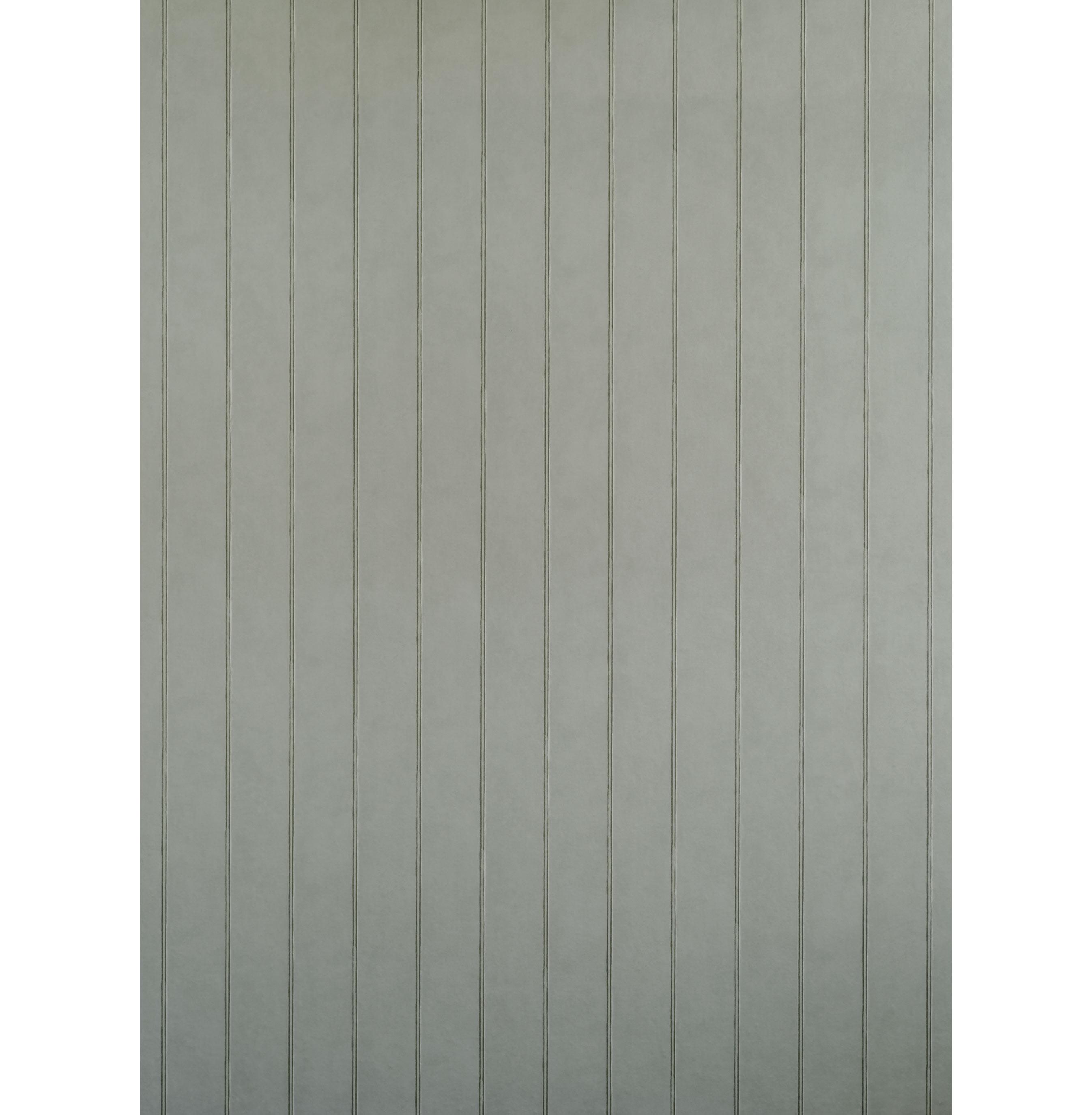 Tongue Groove Wood Panel Rustic Wallpaper - Charcoal - 2 Rolls