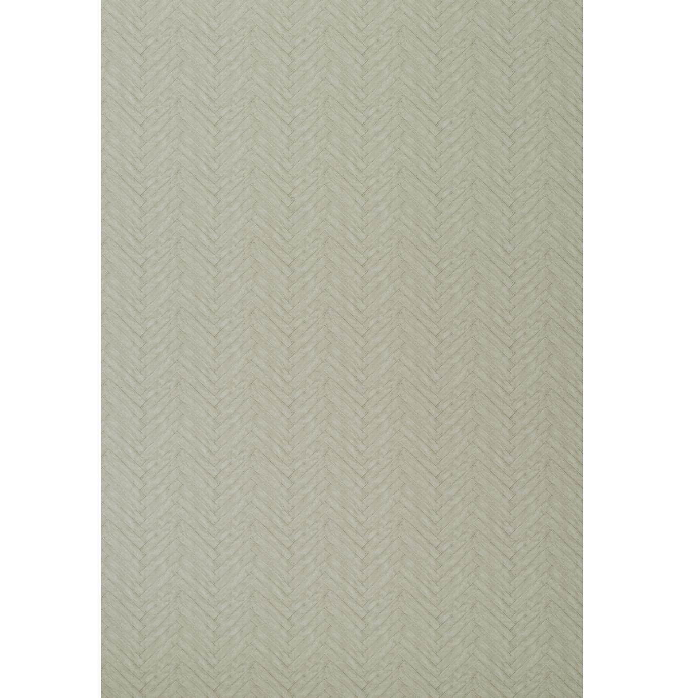 Vintage Parquet Wood Panel Wallpaper - Ash - 2 Rolls