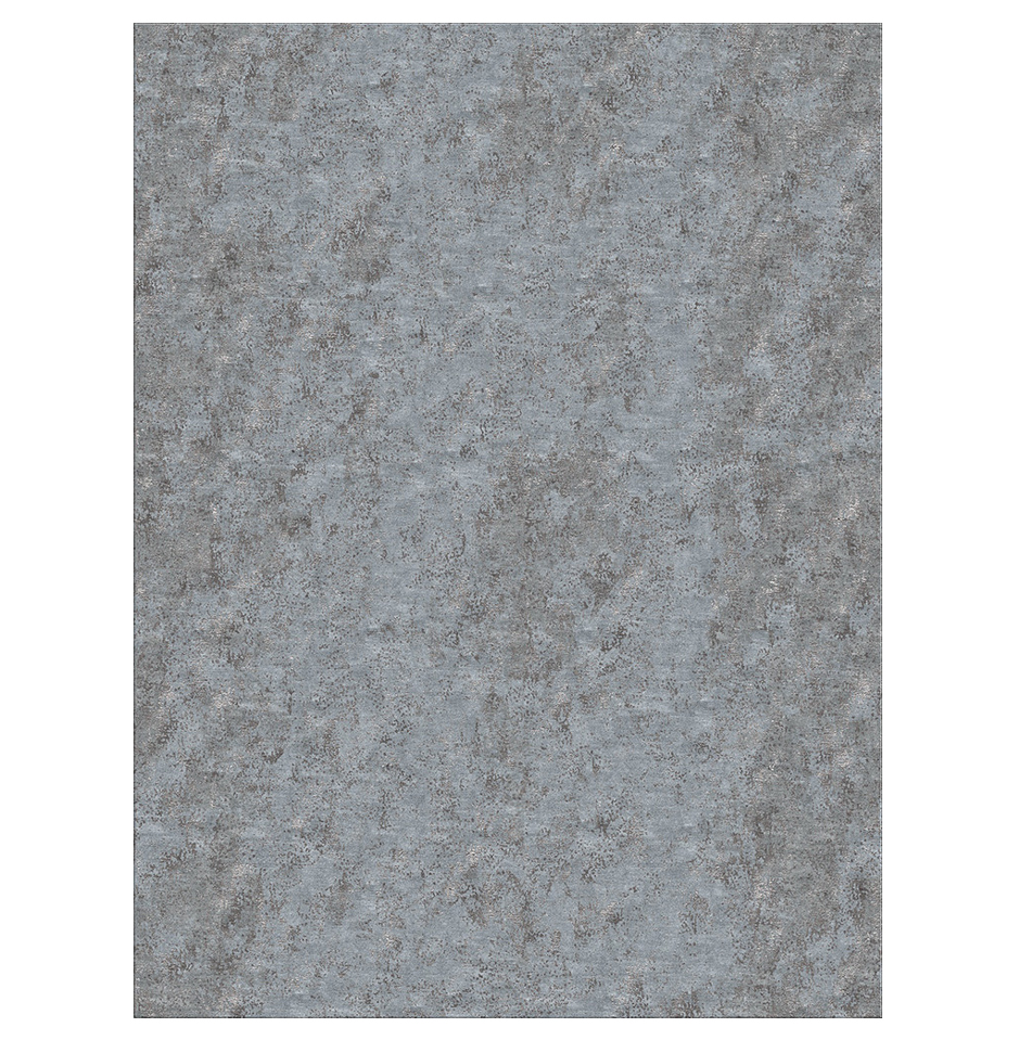 Ambrose Grey Hand Knotted Tibetan Wool Rug - 4x6