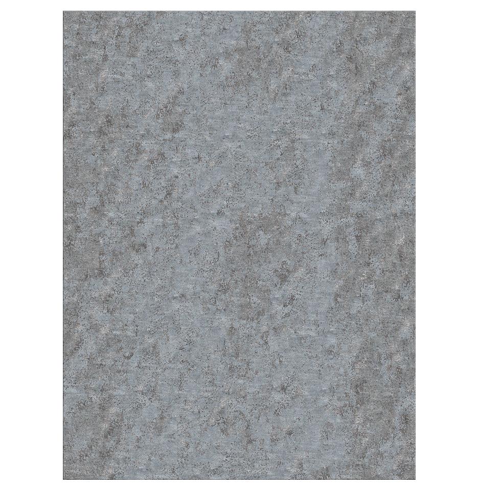 Ambrose Grey Hand Knotted Tibetan Wool Rug - 10x14