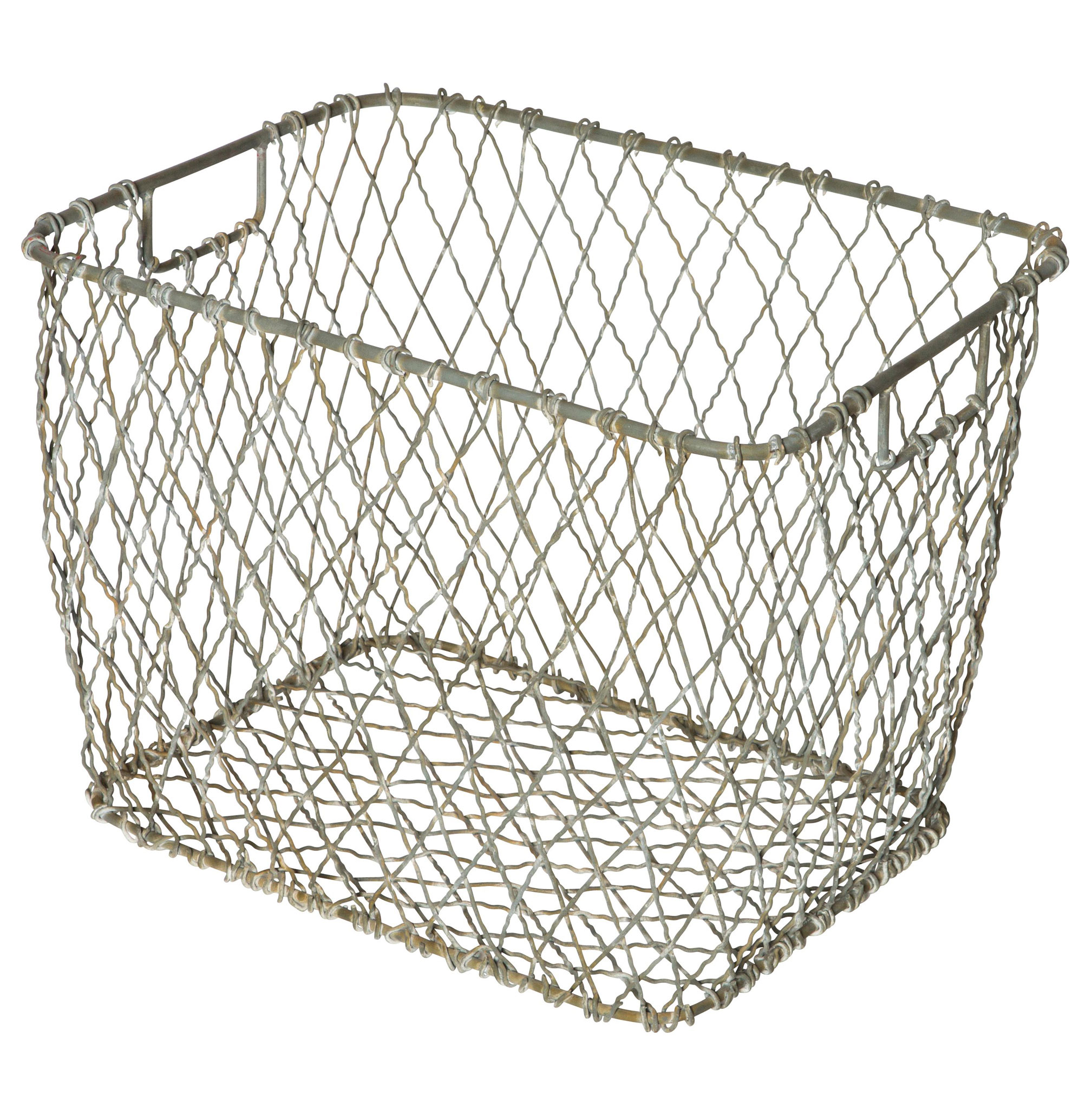 Designer Floor Baskets - Eclectic Floor Baskets | Kathy Kuo Home