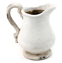 French Country Stoneware Pitcher- Large | 5268L