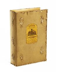 Livre Antique Farmhouse Book Storage  Box - Medium | WF346501BG