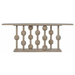 Abacus Global Bazaar Reclaimed Wood Console Table