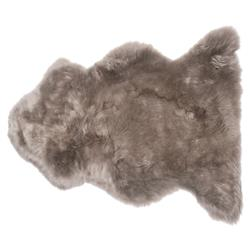 Veruca Modern Pebble Sheepskin Pelt Fur Rug