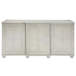 Gretta Grey Hollywood Regency Polished Inlay Buffet
