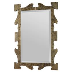Mr. Brown Gaudi Bazaar Antique Gold Mirror