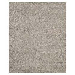 Kamaria Hollywood Antique Green Taupe Scroll Rug - 5'6x8'6