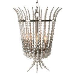 Lavelle Modern Coast Silver Bead Lantern
