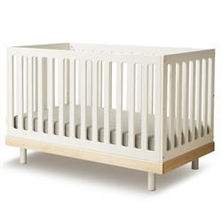 Oeuf Classic Modern Birch Crib