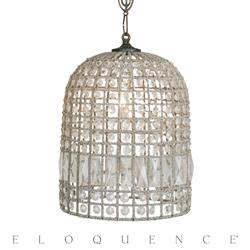Eloquence Medium Birdcage Chandelier