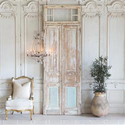 French Country Style Vintage Doors: 1940