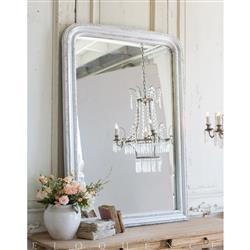 French Country Style Vintage Style Mirror: 1940