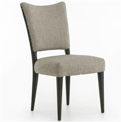 Amina Modern Classic Grey Heather Dining Chair