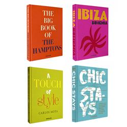 Brights Series: Set of 4 Assouline Hardcover Books