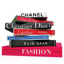 Ultimate Fashion Designer Series Series: Set of 7 Assouline Hardcover Books