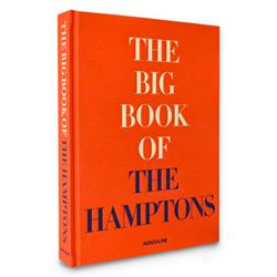 The Big Book of The Hamptons Assouline Hardcover Book