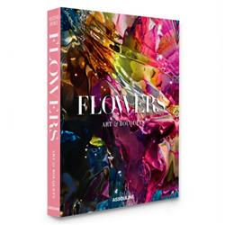 Flowers Art & Bouquets Assouline Hardcover Book