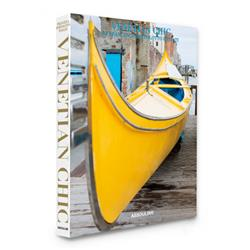 Venetian Chic Assouline Hardcover Book