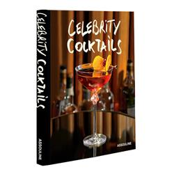 Celebrity Cocktails Assouline Hardcover Book
