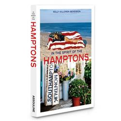 In the Spirit of the Hamptons Assouline Hardcover Book