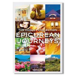 Luxury Collection Epicurean Journeys Assouline Hardcover Book