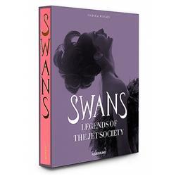 Swans - Legends of Jet Society Assouline Hardcover Book