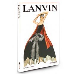 Lanvin Assouline Hardcover Book