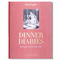 Dinner Diaries Assouline Hardcover Book