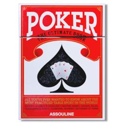 Poker - The Ultimate Book Assouline Hardcover Book