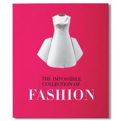 Impossible Collection of Fashion Assouline Hardcover Book
