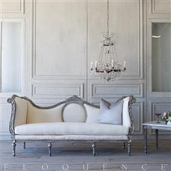 French Country Style Eloquence® Vintage Daybed: 1940