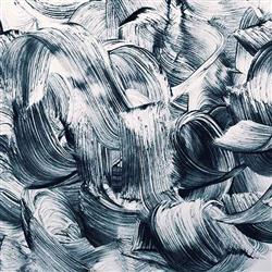 Anewall Paint Strokes Modern Classic Brush Detail Wallpaper