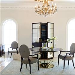 Crawford Modern Classic Dining Room Set