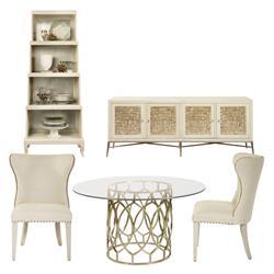 Oriana Modern Classic Dining Room Set