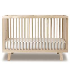 Sparrow Modern Classic Oeuf Natural Crib