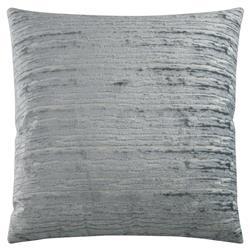 Tiffany Modern Classic Square Glacier Feather Down Pillow - 24 x 24